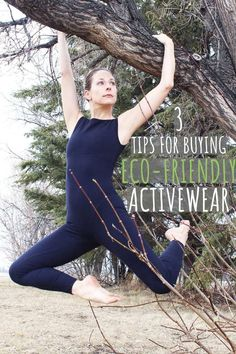 Searching out sweat-worthy sustainable threads? Look no further! Here are three tips to help you find eco-friendly activewear that feels good and does good. Yoga Wear, Dance Wear, Sustainable Living, Sustainable Fashion, Dance Supplies, Eco Label, Eco Friendly Cleaning Products, City Ballet, Out Of Shape