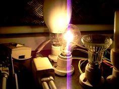193 - ELETRICIDADE - Mostrando as características de algumas lâmpadas - Parte 2 de 2.MOV