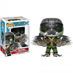 Bobble Head POP Spiderman Homecoming Vulture