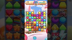 Cookie Jam Level 8 World Record Android Gameplay HIGHSCORE Cookie Jam Level 8 World Record Android Gameplay HIGHSCORE