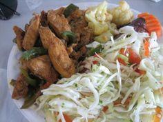 Comida tipica de Roatan, Honduras
