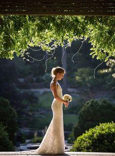 Pict Bridal Portraits, Wedding Dress Pictures, Romantic Wedding Photos, Wedding Images, Romantic Weddings, Wedding Pics, Summer Wedding, Budget Wedding, Garden Wedding