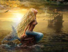 Mermaid..