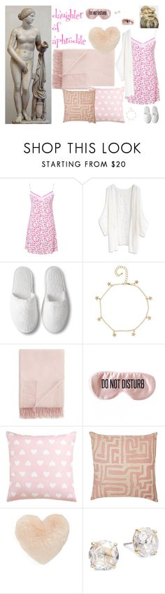 """""""daughter of Aphrodite"""" by tani-gabriel on Polyvore featuring Mode, Chicwish, Humble Chic, Fraas, BaubleBar, St. Frank, Nordstrom und Kate Spade"""