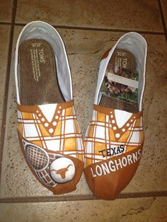 University of Texas toms