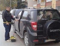 Daihatsu Terios Oto Çilingir