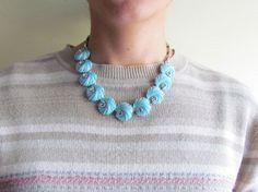 Vintage 1960s Collier Necklace.