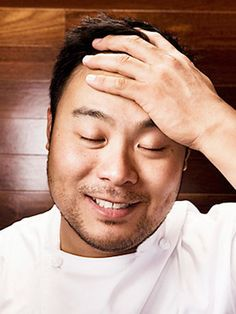 He's not a product i love, but he's one hott person chef David Chang ♡♥♡