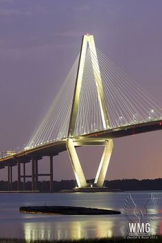 Ravanel Bridge Charleston SC | Flickr - Photo Sharing!