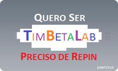 Beta faz #Repin de Beta