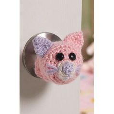 kitty doorknob cover (s)