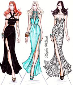 Hayden Williams RTW Spring/Summer 2012 collection pt4 by Fashion_Luva, via Flickr