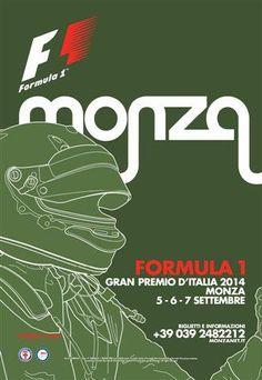 Italian Grand Prix / Monza / 2014 / F1 / Programma e biglietti