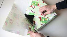 Japan Gift Wrap Hack [No Tape, No Ribbon]