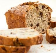 California Fig and Banana Bread | Valley Fig Growers
