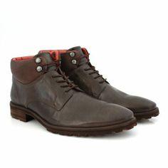 Bota Black Boots M - VC Amilcar Marrom