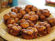 Single Serve Skinny Monkey Bread! Recipe  Because I just can't stop eating monkey bread...