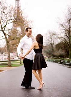 stylish heels engagement | Image by Rochelle Cheever