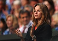Wimbledon 2013 fashion: Kim Sears played it perfectly | aswornbykatemiddleton.com