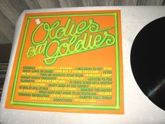 Various - Oldies But Goldies, Lp nm Strand