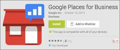 Google Intros Android App For Managing Google Places Listings