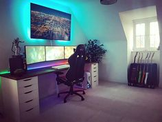 """2,456 Likes, 13 Comments -  Gaming Setups & PC Builds  (@optimumsetups) on Instagram: """"Via @hermanospc What do you guys think? ——————————————— Tag a friend who likes such content✌ -DM…"""""""
