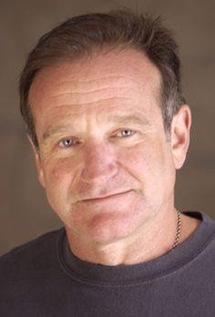 Robin Williams Dios te tenga en la gloria,gracias por tu talento