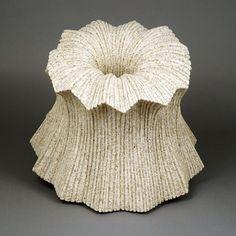 Ceramic sculpture, Takayuki Sakiyama