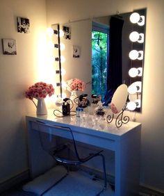 Make Up Vanity For Bedroom Makeup Dressing Table Make Up Vanity For ...