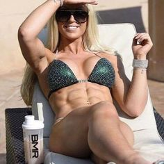 onlyrippedgirls: #4 Great Abs