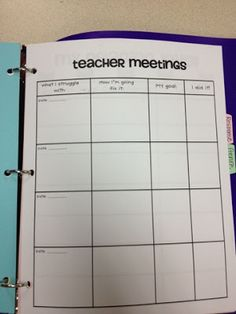 stickers and staples: Reading Workshop Binder