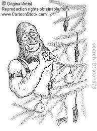 Hangman ornaments