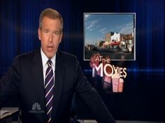Brian Williams, Nbc Nightly News, Theatres, North Dakota, Movie Theater, Small Towns, Palace, Bring It On, Study