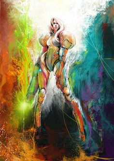 Brilliant Digital Art by Pencil Mogwai http://www.cruzine.com/2013/12/06/brilliant-digital-art-pencil-mogwai/