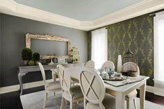 Kolorowy sufit - Wystrój- dekoracje - Moje wnętrza- pomysły na aranżacje - bloog.pl