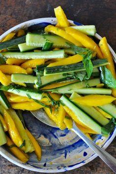 recetas-de-verano-con-pepino-y-mango