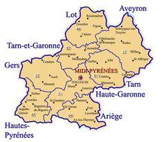 Midi-Pyrénées en 4 días