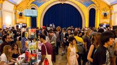 2/15/15 Forget blogs: Get out from behind your computer screen and into the world of printed lit atLA Zine Fest.The all-day event showcases over 175 exhibitors of zines,...