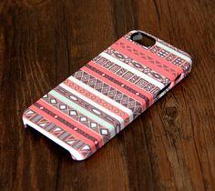 Pink Ethnic White Stripes iPhone 6 Plus 6 5S 5C 5 4 Protective Case – Ac.y.c