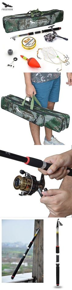 Other Rod and Reel Combos 179960: Telescopic Fishing Rod Poles Kit,Travel Spin Spinning Rod And Reel Combos... -> BUY IT NOW ONLY: $41.16 on eBay!