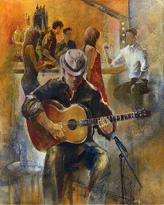 ART Le 5 || Austin TX: Artistes: Lena Sotskova