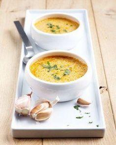 Hiszpańska zupa czosnkowa