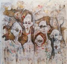 Filzed - Acrylique sur toile