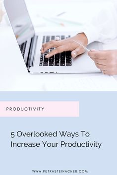 What comes to your mind when you think about increasing your productivity? Better time management? Organizing your workspace? Yes, all these things have their place when it comes to being productive. But they are useless when you don't have the energy to show up. If you feel your productivity is not where you want it to be, make sure to look at these areas. #entrepreneur #femaleentrepreneur #productivity #timemanagement #getthingsdone What Is Self, Productivity Hacks, Time Management Tips, Online Entrepreneur, Getting Things Done, Organizing, Organization, Problem Solving, How Are You Feeling