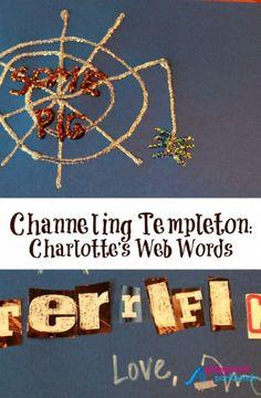 Charlotte's Web Words