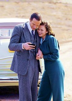 Jarvis and Peggy Carter aka Hayley Atwell and James D'arcy Marvel Show, Marvel Series, Marvel Avengers, Avengers Poster, Tv Series, Hayley Atwell Peggy Carter, Hayley Elizabeth Atwell, Stan Lee, Fanfiction