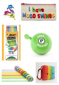 Fun, colorful school supplies to make September more fun  | Cool Mom Picks Back to School Guide 2016