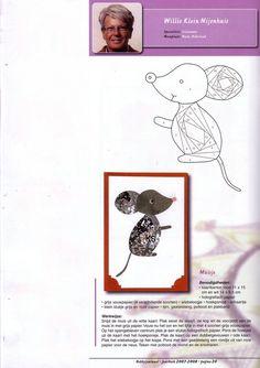 Mouse Iris Fold