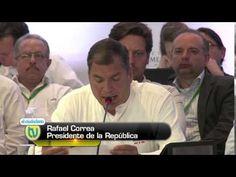 Ecuador participa en Cumbre Iberoamericana en Veracruz