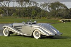 Mercedes Benz 540K - classic cars | exotic cars | muscle cars ...